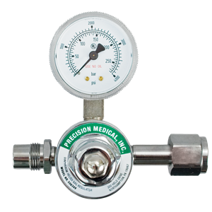 HeliO2 Helium-Oxygen Regulator